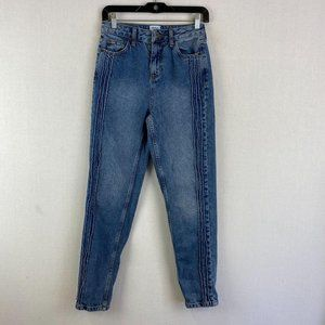 BDG Mom Jeans With Stich Details